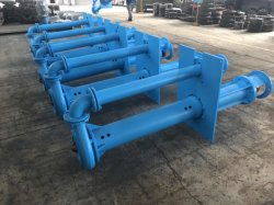 Yz Type Vertical High Efficiency Wear-Resistant Slurry Pump