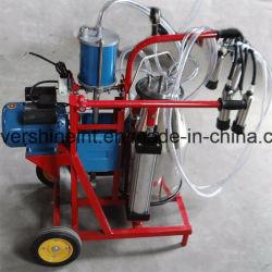 Cow Milking Machine Piston Eletrical Motor Hand Operate