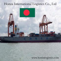 Sea/Freight Logistics Agent From Shanghai/Shenzhen to Bangladesh