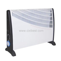 Fan Loading Electric Convection Heater Convector Bc-104f