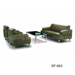 Factory Wholesale Price Office Furniture Office Sofa (SF-845)