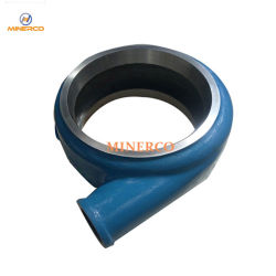 Wear Resistant A05 Rubber Slurry Pump Spare Parts Volute Liner