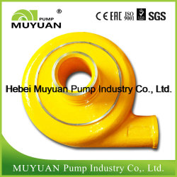 Volute Liner Wear Resistant High Chrome Slurry Pump Spare Parts