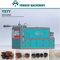 Yxyy Hydraulic Structure Plastic Flower Pot Making Machine/Disposable Cup Making Machine/Cup Forming Machine/Plastic Thermoforming Machine/Plastic Cup Machine