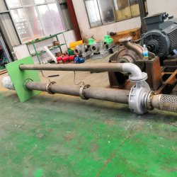 China Vertical Sump Mining Dewatering Pump Submersible Slurry Pump