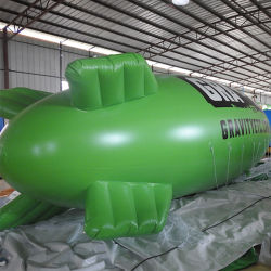 Inflatable Airship, Zeppelin for Advertising