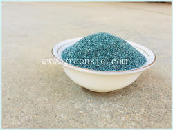 98.5% Green Silicon Carbide F14 Used as Raw Emery Paper