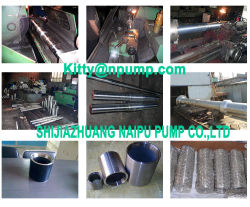 Spare and Wear Parts for Slurry Pumps