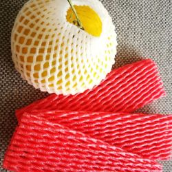 High Density Polypropylene Foam Material Mango Fruit Mesh Net Packing