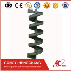 Small Cover Area Chromite/Brasses/Iron Ore Selection Gravity Spiral Chute