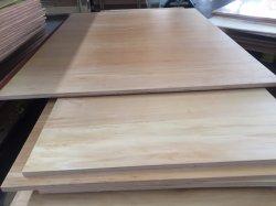 Factory Full Veneer Unitization Melamie Laminated MDF Wood Price