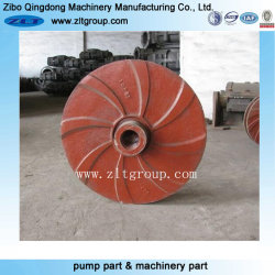 Slurry Pump Parts in High Chrome by Sand Casting