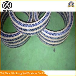 Aramid Fiber Packing Ring; Express Pump Gland Packing Ring PTFE Graphite Packing Ring with Aramid Ring;