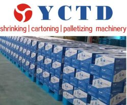 Good price Carton Palletizing Machine for Protein drink