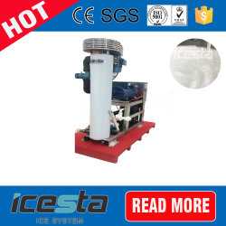 Industrial Commercial Slurry Ice Maker Machines for Freezing