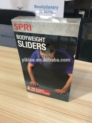 Fitness Sports Exercise Product Packing Corrugated Paper Colorful Printing Box