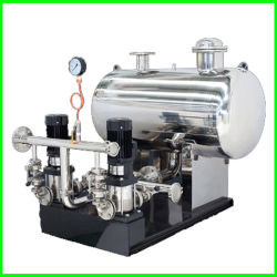 High-Quality Lzw Tank Non-Negative Pressure Pipeline Pressurized Water Equipment