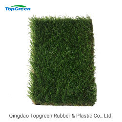 Premium Natural Green Artificial Grass Landscape