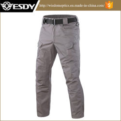 Esdy New Design Plaid Cloth Sports Cargo Pants Tactical IX7 Pants for Hunting Hiking