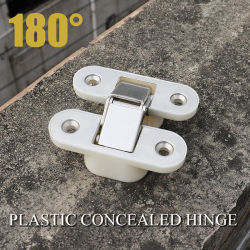 Flexible Plastic Hinge Plastic Cabinet Door Hinge For Cabinet Door Connect