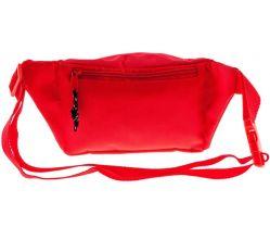 3 Zipper Pockets Sport Running Polyester Waist Bag Fanny Pack for Women