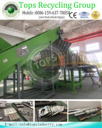 Waste Tire Recycling Production Line