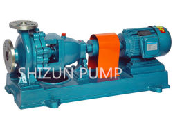 Chemical and Petrochemical Industries CZ Centrifugal Chemical Pump