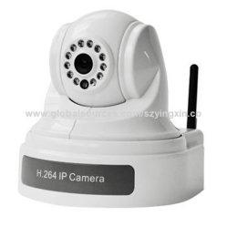 Wireless PTZ IP Camera, Indoor (YX-IC520P)