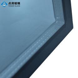 Double Glazed Igu Hollow Tempered Glass Pane for Window