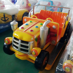 Hot Selling Children Amusement Park Kiddie Rides Toy Car with MP3 for Indoor & Outdoor Playground (K95)
