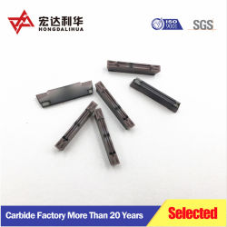 Tungsten Carbide Work Blanks Blades for Textile Tools