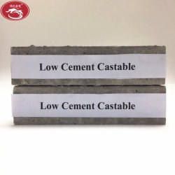 Refractory Slurry Low Cement Castable