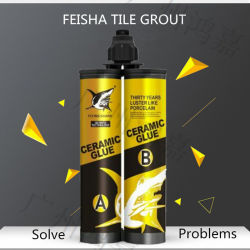 Two-Component Ceramic Waterproof Epoxy Joint Grout Seams Filler