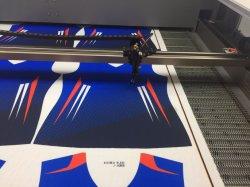 Sports Clothing Laser Cutting Machine