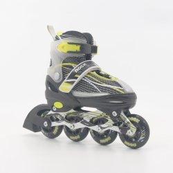 Adjust Skate to 4 Size for Inline Skating Beginners En13843: 2009