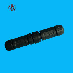 Reasonable Price M12 Connector Waterproof Plug