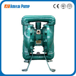 PP/Aluminium/Stainless Steel Pneumatic Double Diaphragm Pump, Membrane Pump, Slurry Pump, Chemical Pump