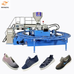 Single Color Sport Shoes Making Machine