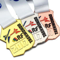 Wholesale Cheap Custom 3D Metal Craft Design Your Own Blank Zinc Alloy Gold Metal Marathon Running Souvenir Award Sport Medal for Promotion Gift