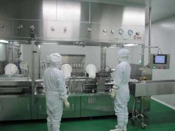 Injection Liquid Filling and Sealing Production Line