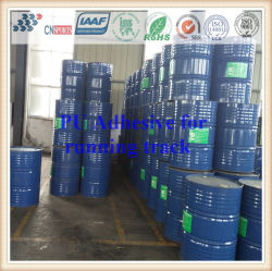 Two Component PU Adhesive for Sports Flooring/Running Track