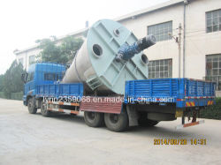 Triple Screw Mixer for Seaweed Fertilizer