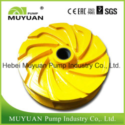 ASTM A532 High Chrome Cast Iron Slurry Pump Part Impeller