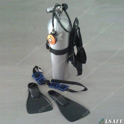 Aluminum Diving Tank Water Sports Equipment