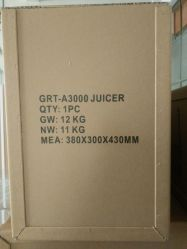 Automatical Commercial Centrifugal Juicer (GRT-A3000)