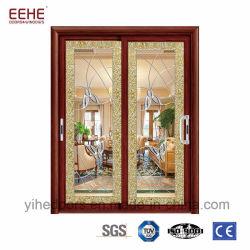 Double Glazing Aluminium Sliding Doors Windows For Interior/Exterior