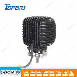 Wholesale Price Waterproof Square 40W LED Auto Work Lamp