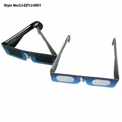 10fb9543920 Customized Printed Paper 3D Diffraction Cardboard Glasses