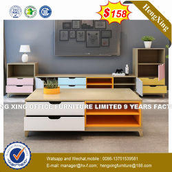 Economical Price Various Size Wood Folding TV Stand (Hx-8nr2420)