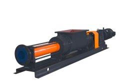 Hollow Shaft Type Single Screw Pump of Large Capacity for Coal Water Slurry, Sewage Slurry, Molasses, etc